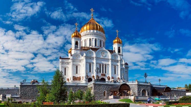 Catedral de Cristo Salvador de Moscou