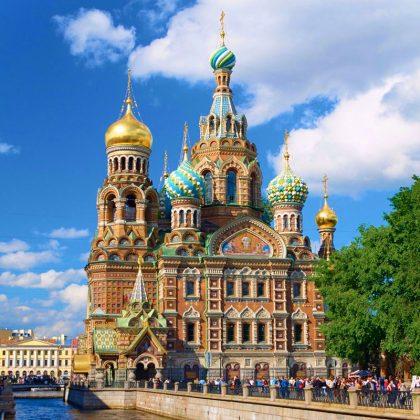 Catedral do Sangue Derramado de São Petersburgo