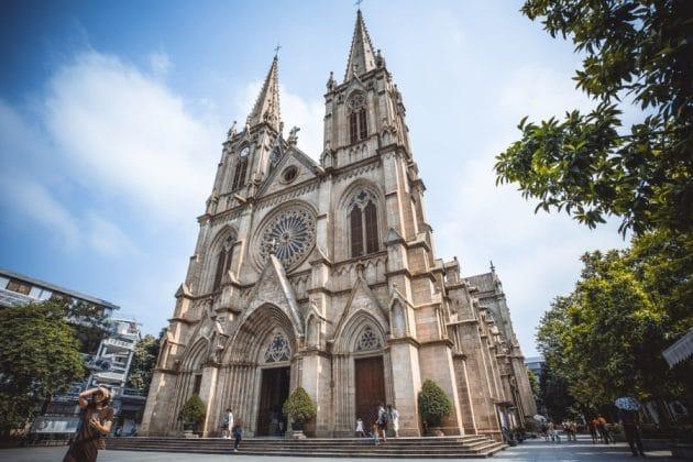 Catedral Shishi Sacred Heart