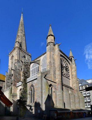 Cathedrale de Saint-Malo