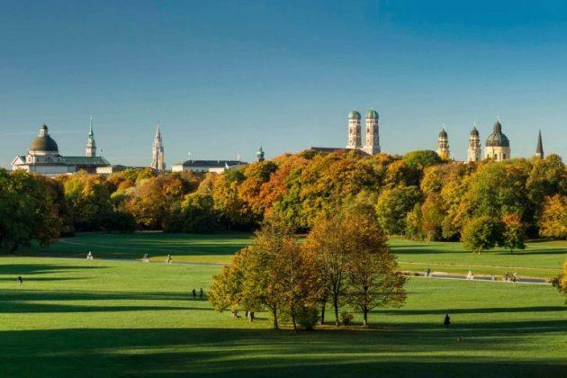 Central Park de Munique