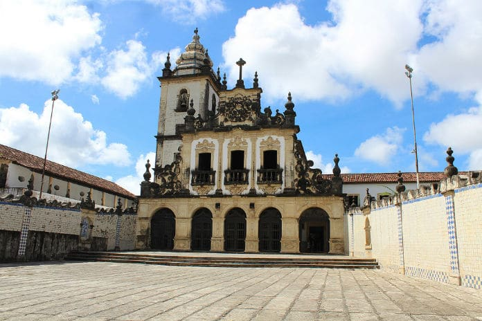 Centro Cultural de São Francisco - João Pessoa-PB