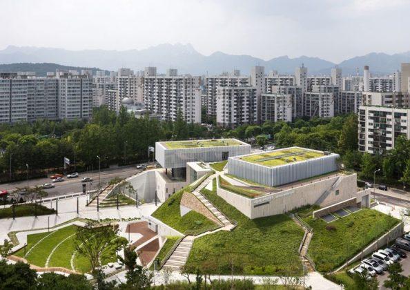 Centro de artes de Seul