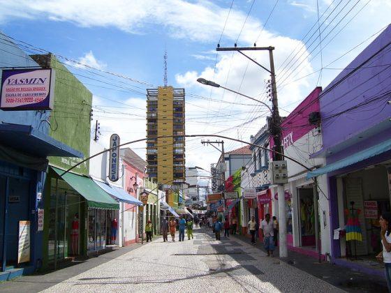 Centro Histórico de Cuiabá
