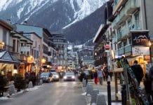Chamonix, França - Europa