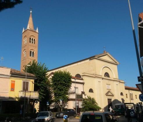 Chiesa di San Pio V, Cattolica, Itália