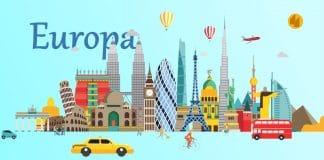 Como fazer uma viagem para a Europa