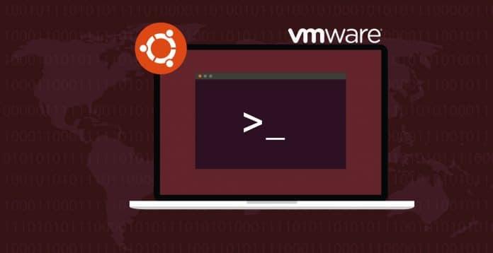 Como instalar o Ubuntu com o VMware