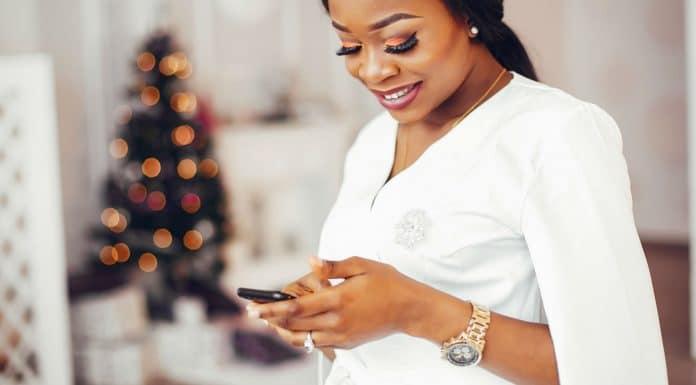 Como preparar o Natal pelo smartphone