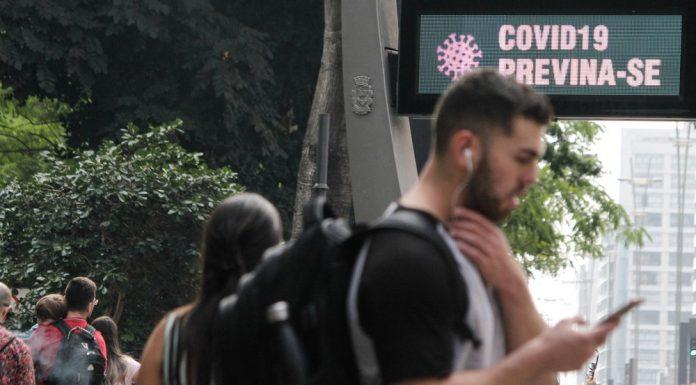 Confirmado mais dois casos de mortes em São Paulo por conta do coronavírus