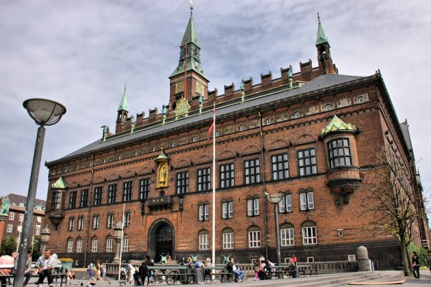 Copenhague City Hall