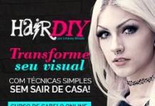 Curso de Cabelo HAIR DIY - Cuidados, Cortes e Coloração
