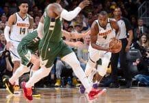 Denver Nuggets e Toronto Raptors conseguem importantes vitórias