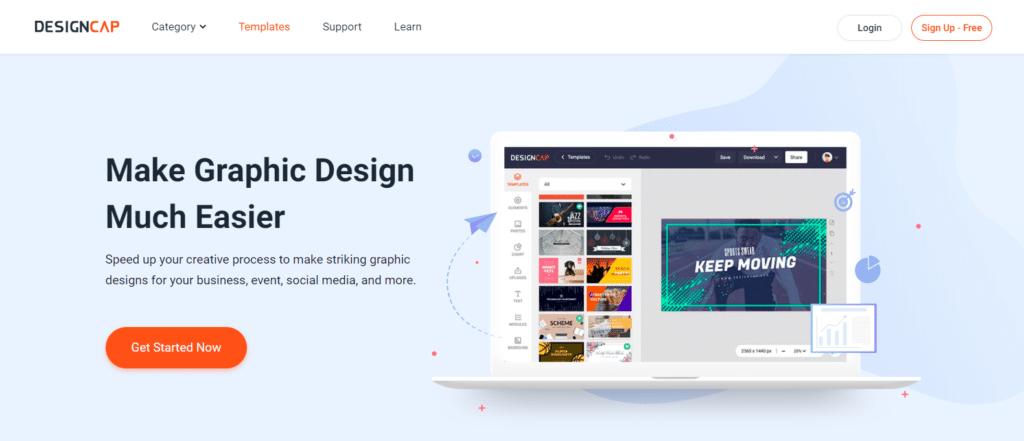 DesignCap - infográficos