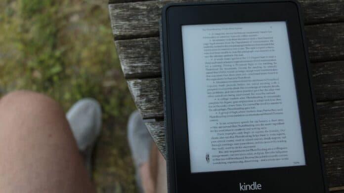 E-reader, leitor digital, leitor de e-book