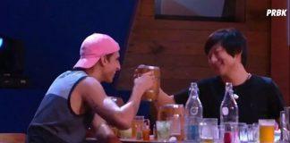 Eliminados, Pyong Lee e Felipe Prior marcam de tomar cerveja