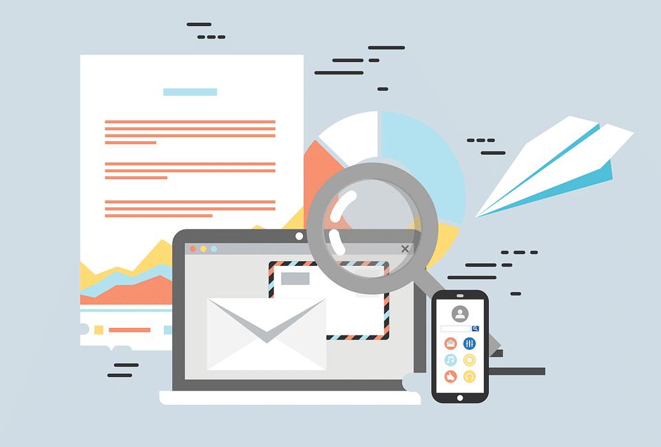 E-mail - Análises - Gráficos