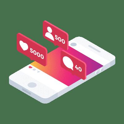 Engajamento no Instagram - como ganhar seguidores no Instagram