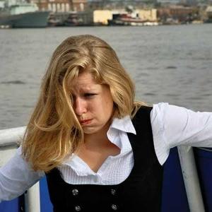 enjoos em viagens de navio