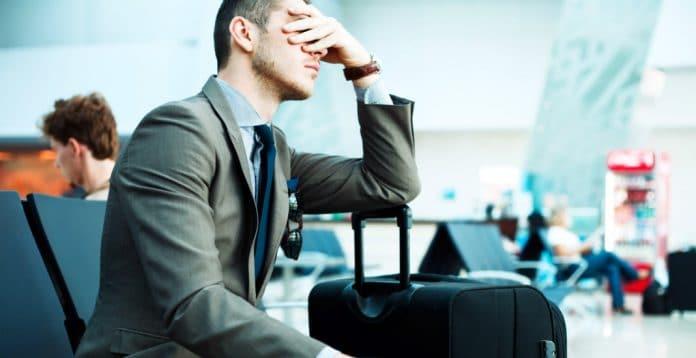 Erros em viagens