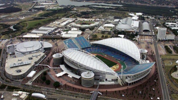 Estádio Olímpico de Sydney