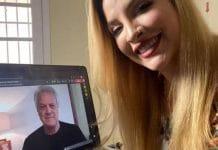 Ex-BBB, Clara Aguilar fala sobre vida de Cam Girl em Conversa com Bial