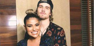 ex-BBB Munik assume romance com cantor sertanejo