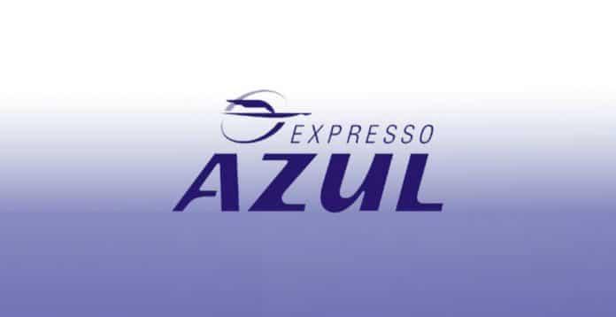 Expresso Azul companhia rodoviária
