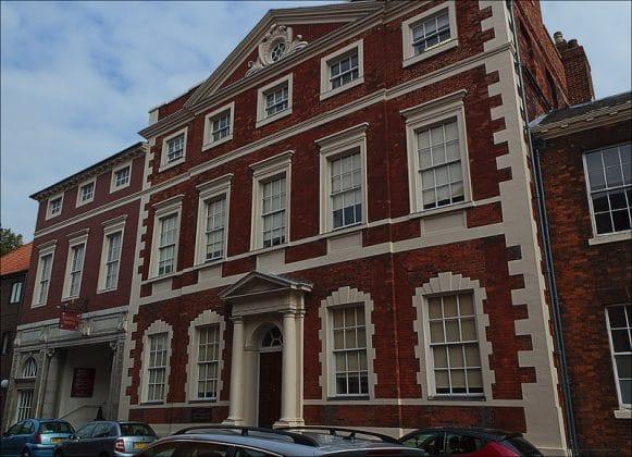 Fairfax House York
