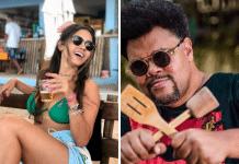 Fãs de Babu Santana atacam Gizelly no Twitter