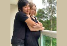 Filho de Pyong Lee com Sammy Lee nasceu