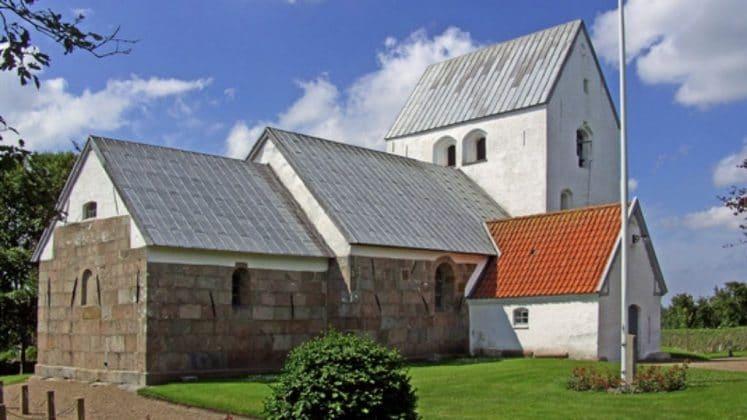 Fjerritslev Klim Kirke