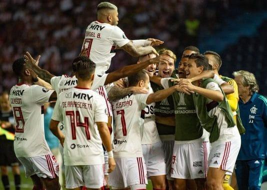 Flamengo e Palmeiras estreiam com vitória na Libertadores