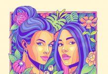 Flayslane lança música com Bárbara Labres