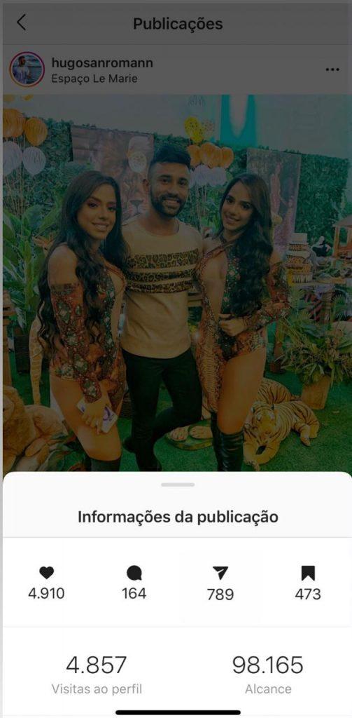 Instagram Hugo Sanroman