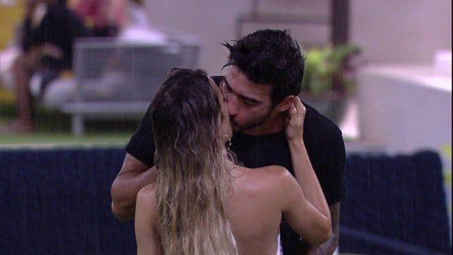 Gabi e Guilherme BBB 20