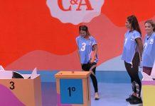Gabi vence a última Prova do Anjo