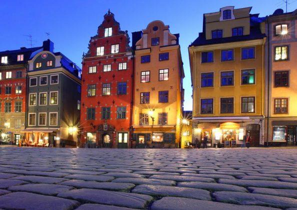 Gamla Stan de Estocolmo