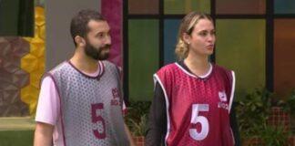 Gilberto e Sarah vencem Prova do Líder