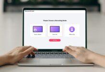 Gravador de tela online gratuito sem marca d'água com o RecordCast