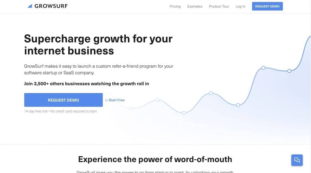 Growsurf - software de afiliados