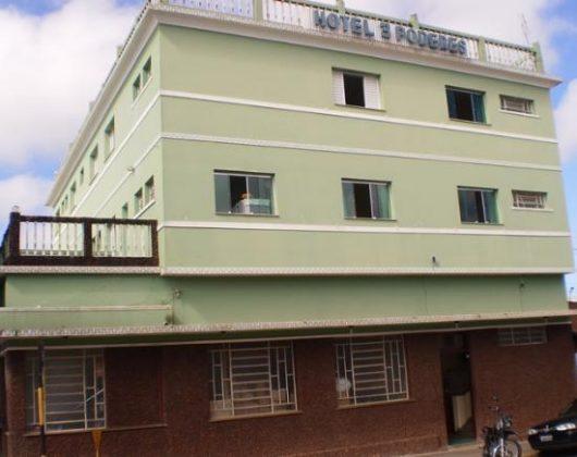 Hotel 3 Poderes - Muzambinho-MG