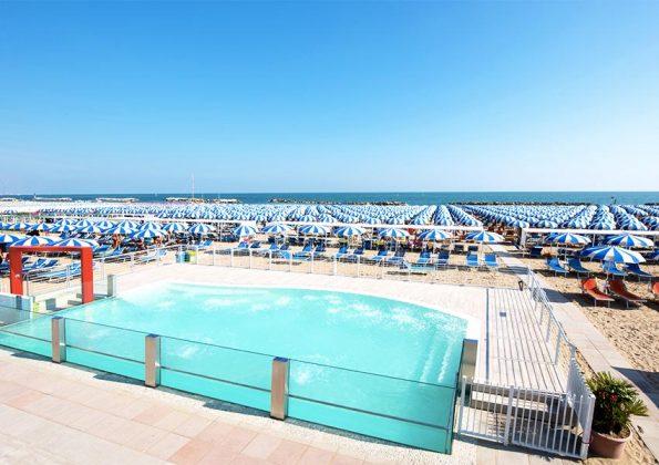 Hotel California, Cattolica, Itália