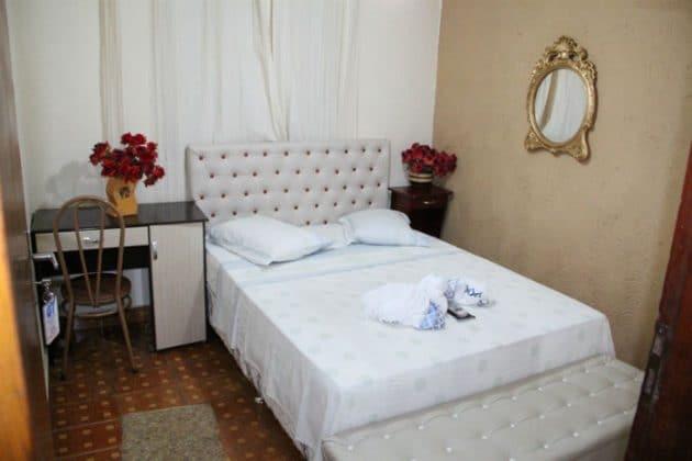 Hotel João e Maria - Muzambinho-MG - Quarto