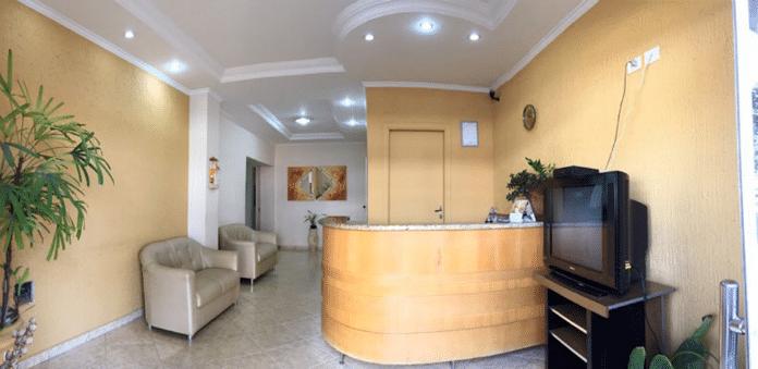 Hotel João e Maria - Muzambinho-MG - Recepção