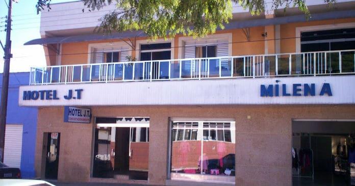 Hotel JT - Muzambinho-MG