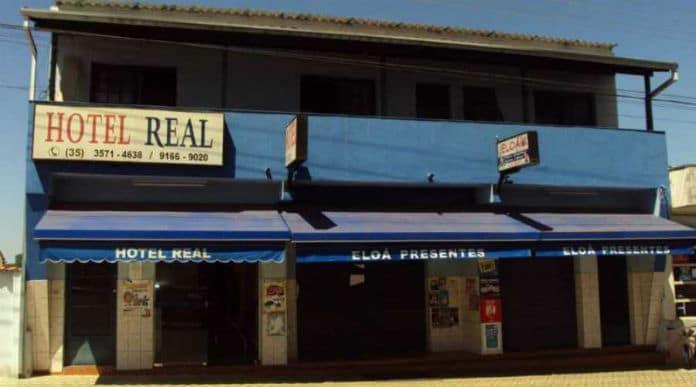 Hotel Pousada Real - Muzambinho-MG