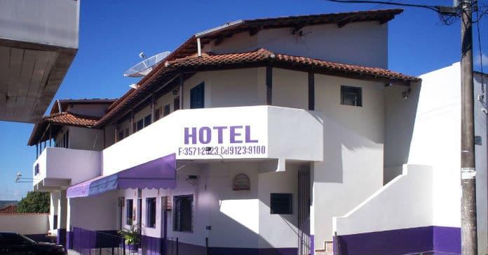 Hotel Violeta - Muzambinho