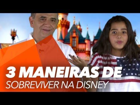Inglês do Jerry: 3 dicas para sobreviver na Disney