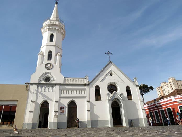 Igreja da Ordem - Curitiba
